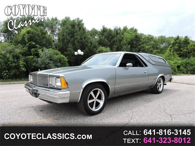 Picture of '80 El Camino - NRZG