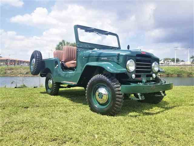 Picture of '57 FJ25 Land Cruiser - NRZI