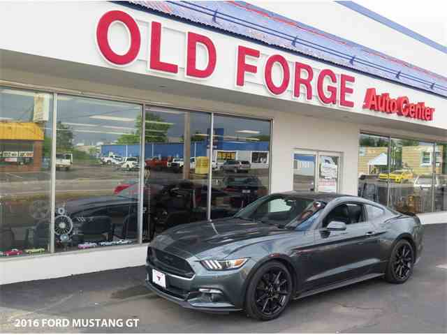Picture of 2016 Ford Mustang located in Lansdale Pennsylvania Offered by  - NLHM