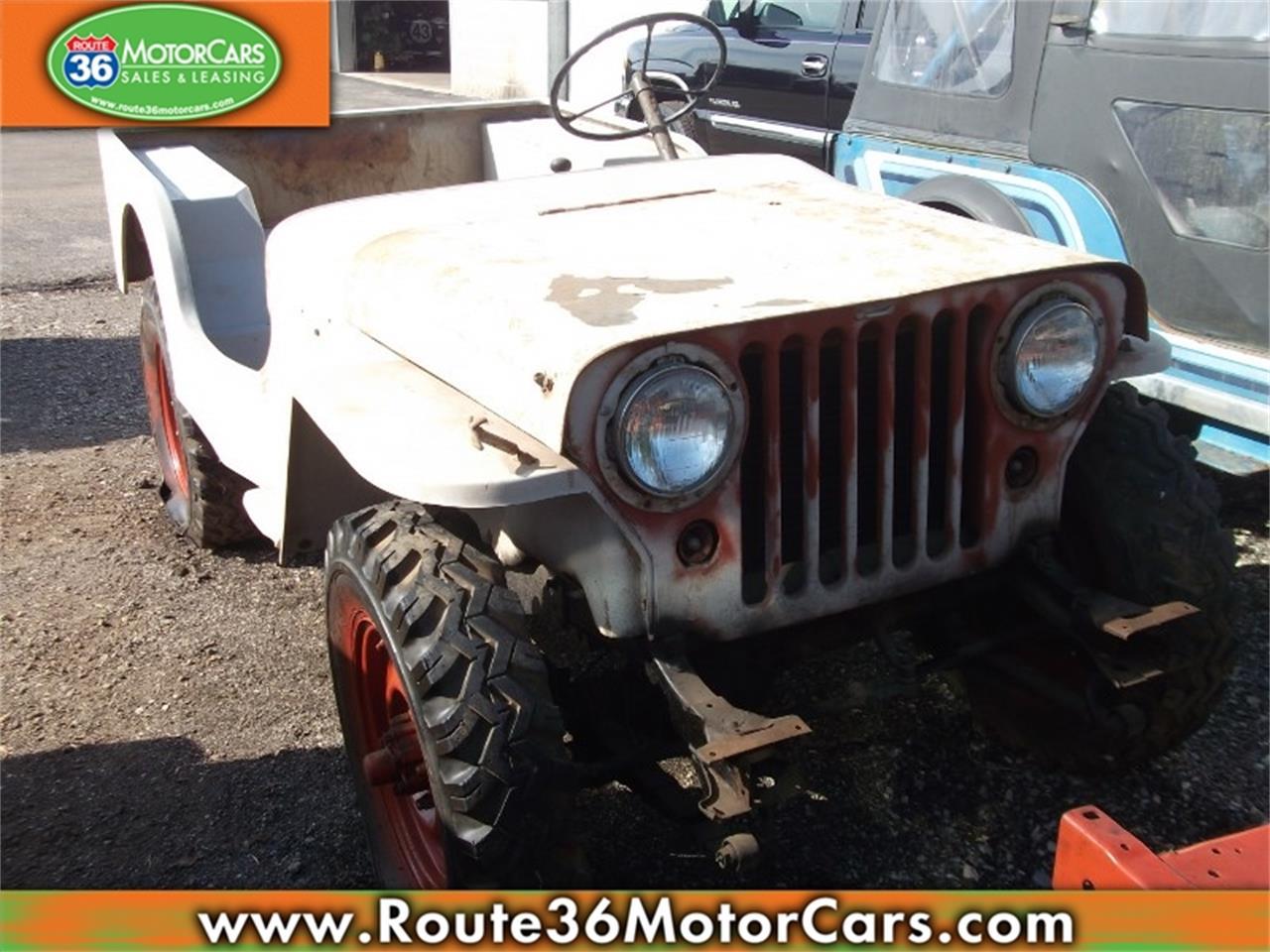 For Sale: 1966 Jeep CJ5 in Dublin, Ohio