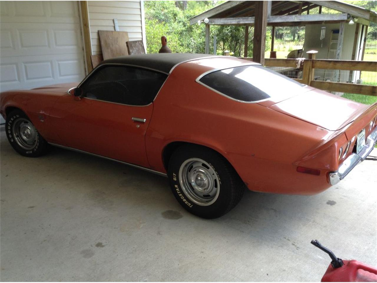 Large Picture of '72 Camaro - NLHO