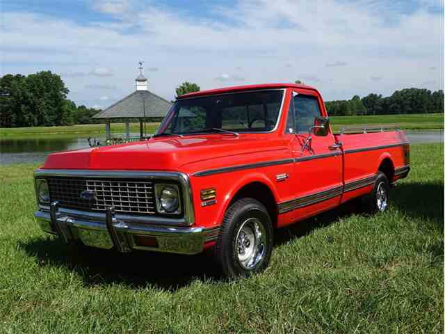 Picture of '72 C10 - NS0S