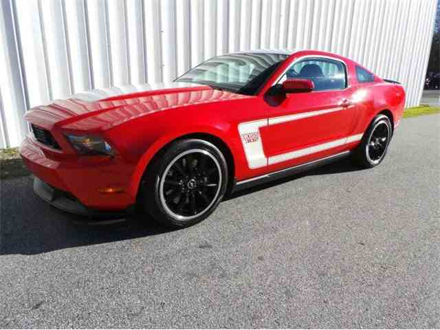 Picture of '12 Mustang - NS0X