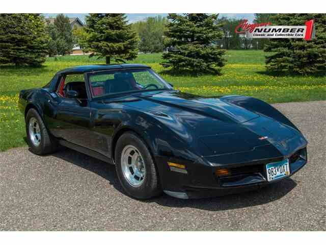 Picture of '82 Corvette - NS0Z