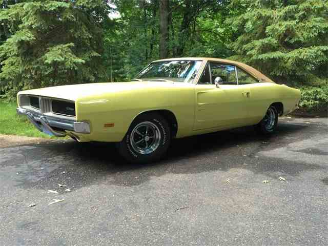 Picture of '69 Charger - NS10