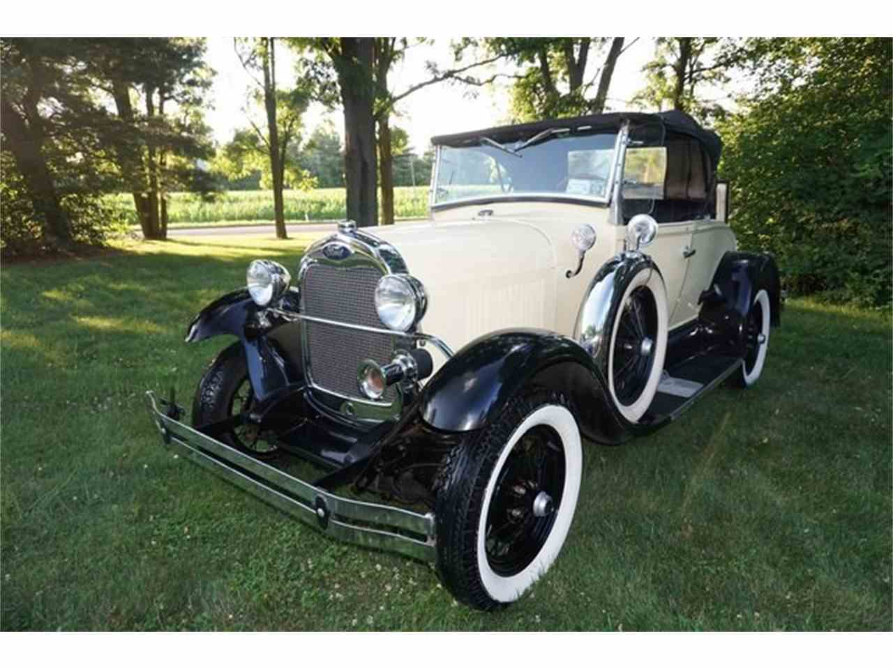 Large Picture of '28 Model A Replica - NS1A