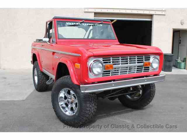 Picture of '74 Bronco - NS1B