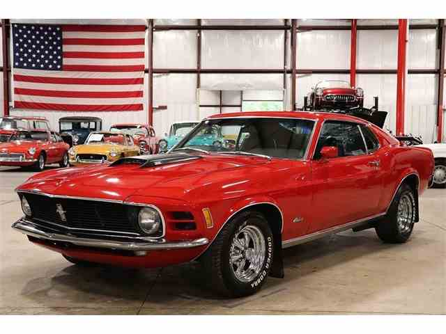Picture of '70 Mustang - NS1M