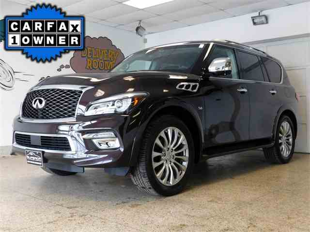 Picture of '16 QX80 - NS1V