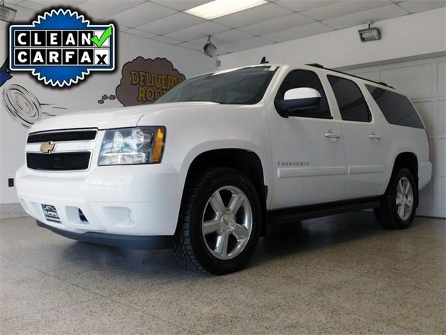 Picture of '08 Suburban - NS2D