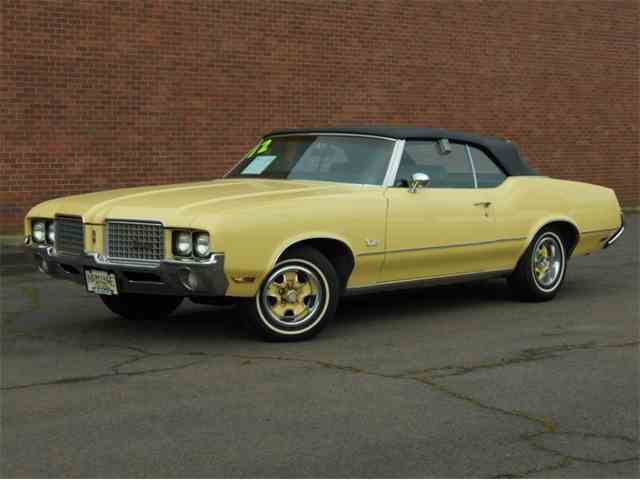 Picture of Classic 1972 Oldsmobile Cutlass located in Nevada Offered by  - NLHV