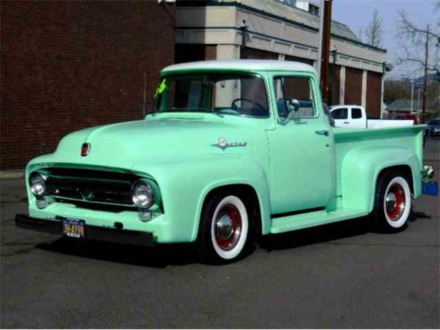 Picture of 1956 1 Ton Flatbed Auction Vehicle - NLHW