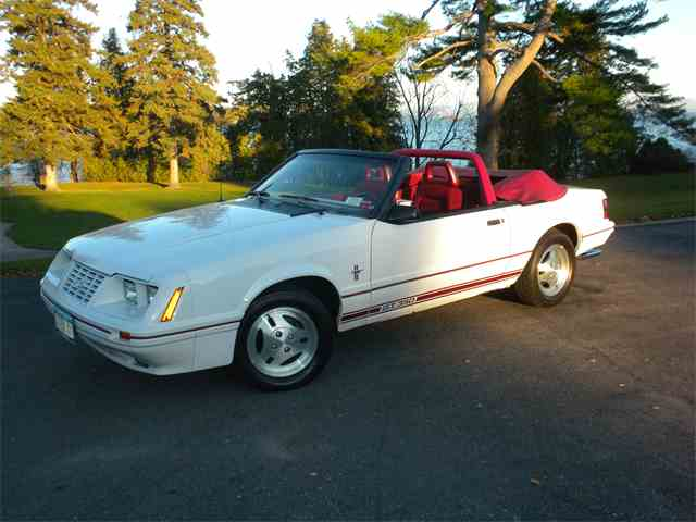 Picture of '84 Mustang GT350 - NS31