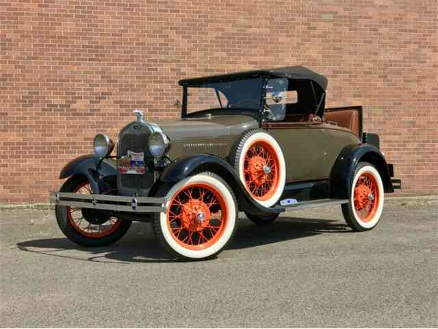 Picture of Classic 1928 Ford Model A - NLHX