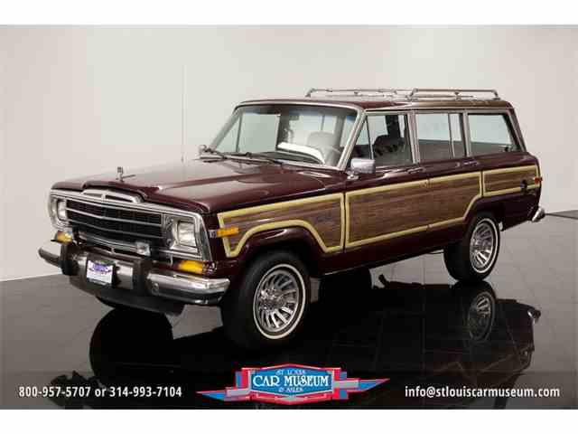 Picture of '88 Grand Wagoneer - NS3K