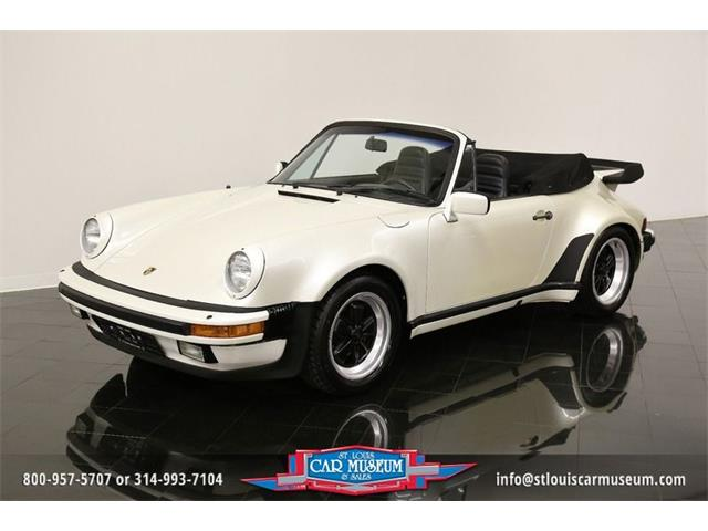 Picture of '84 911 Carrera Cabriolet - NS3S