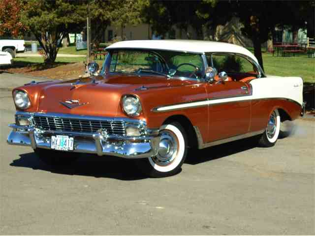 Picture of 1956 Chevrolet Bel Air located in Reno Nevada Auction Vehicle - NLI0
