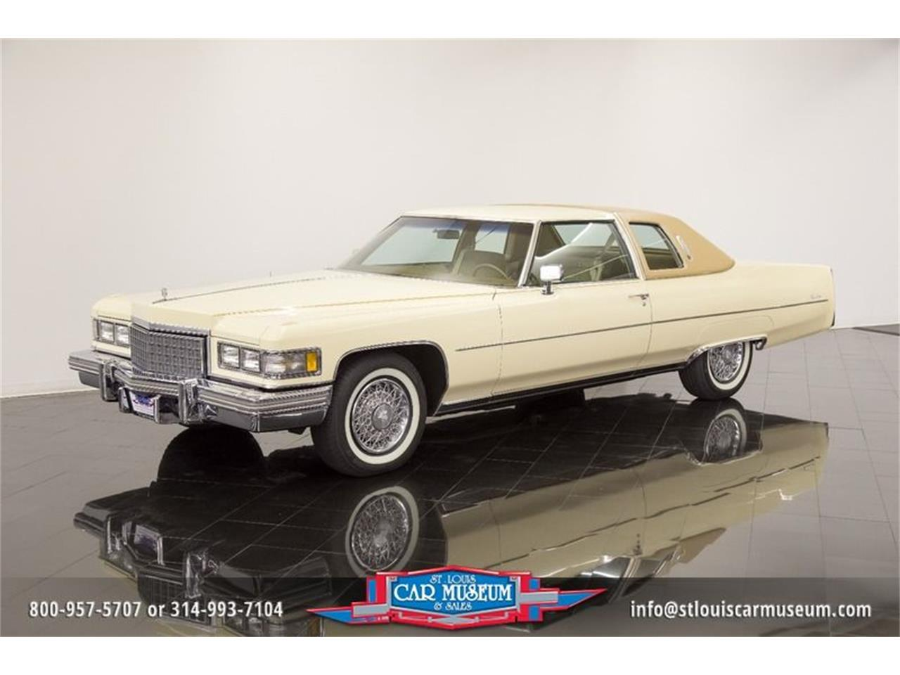 Picture of '76 Coupe DeVille - NS47
