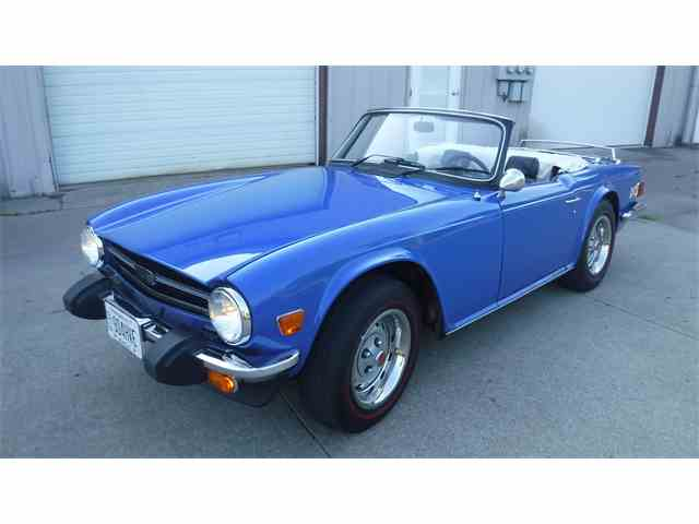 Picture of '76 TR6 - NS4S