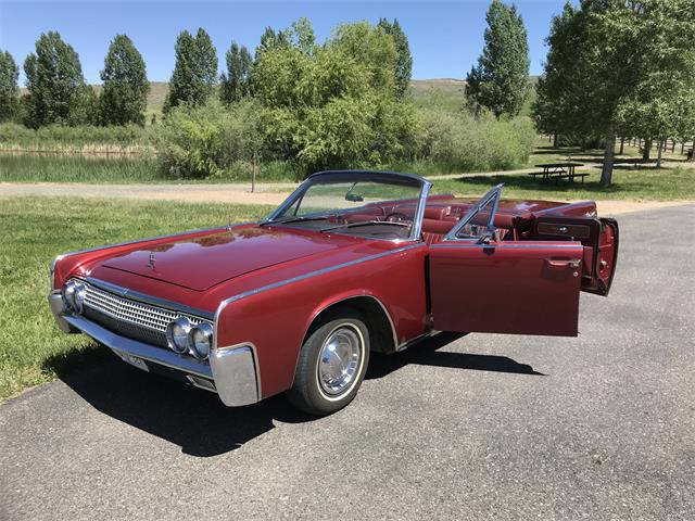 Picture of Classic '63 Lincoln Continental located in Colorado Offered by a Private Seller - NS4W