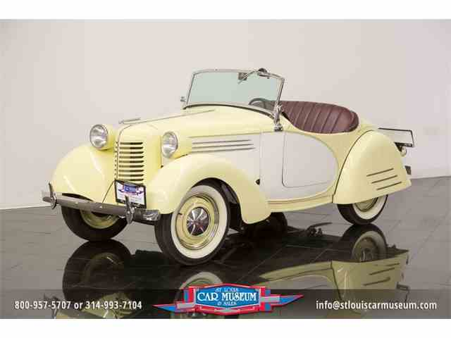 Picture of '38 Deluxe Roadster - NS5E
