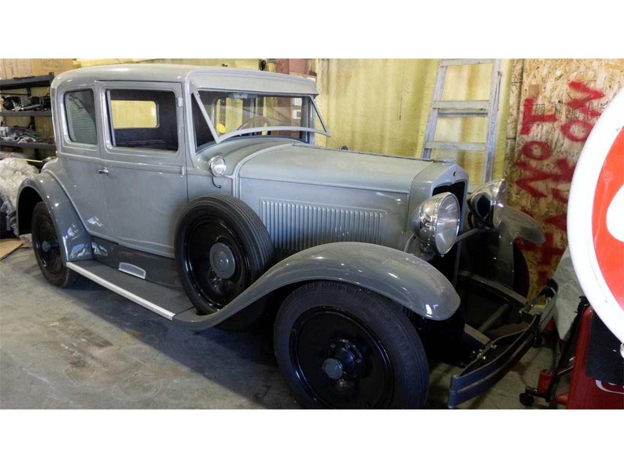 Large Picture of 1928 Hupmobile Coupe located in Louisiana Offered by Vicari Auction - NS60