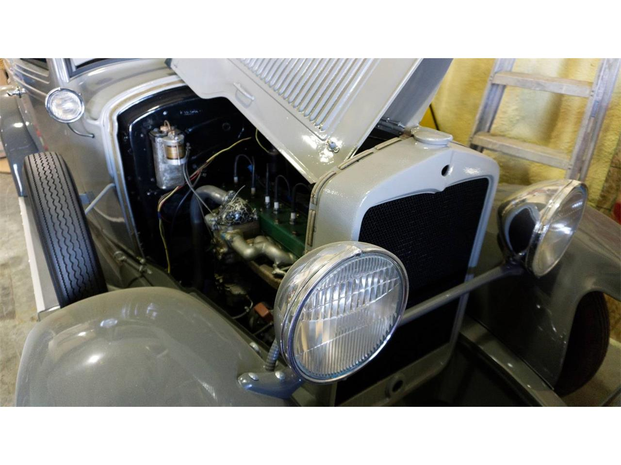 Large Picture of 1928 Hupmobile Coupe located in Louisiana Auction Vehicle Offered by Vicari Auction - NS60