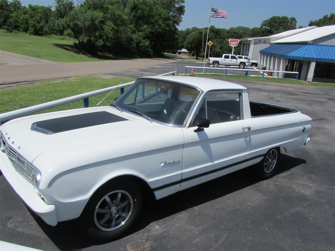 Large Picture of '63 Ford Ranchero Auction Vehicle - NS69