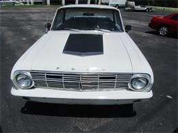Picture of 1963 Ford Ranchero Auction Vehicle Offered by Ball Auction Service - NS69
