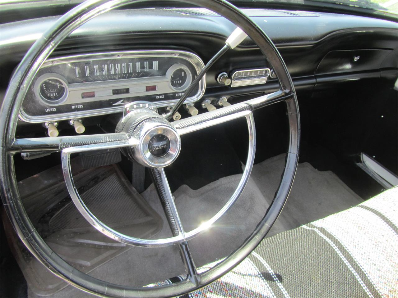 Large Picture of '63 Ranchero Offered by Ball Auction Service - NS69