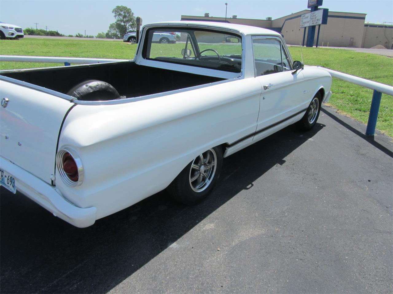 Large Picture of '63 Ranchero - NS69