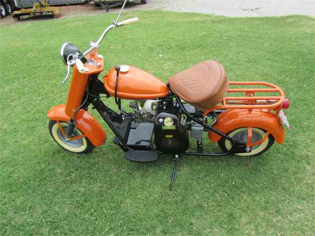 Picture of '58 Motorcycle - NS6G