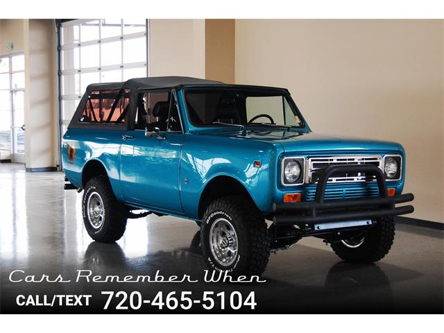 Picture of '78 Scout - NLI9