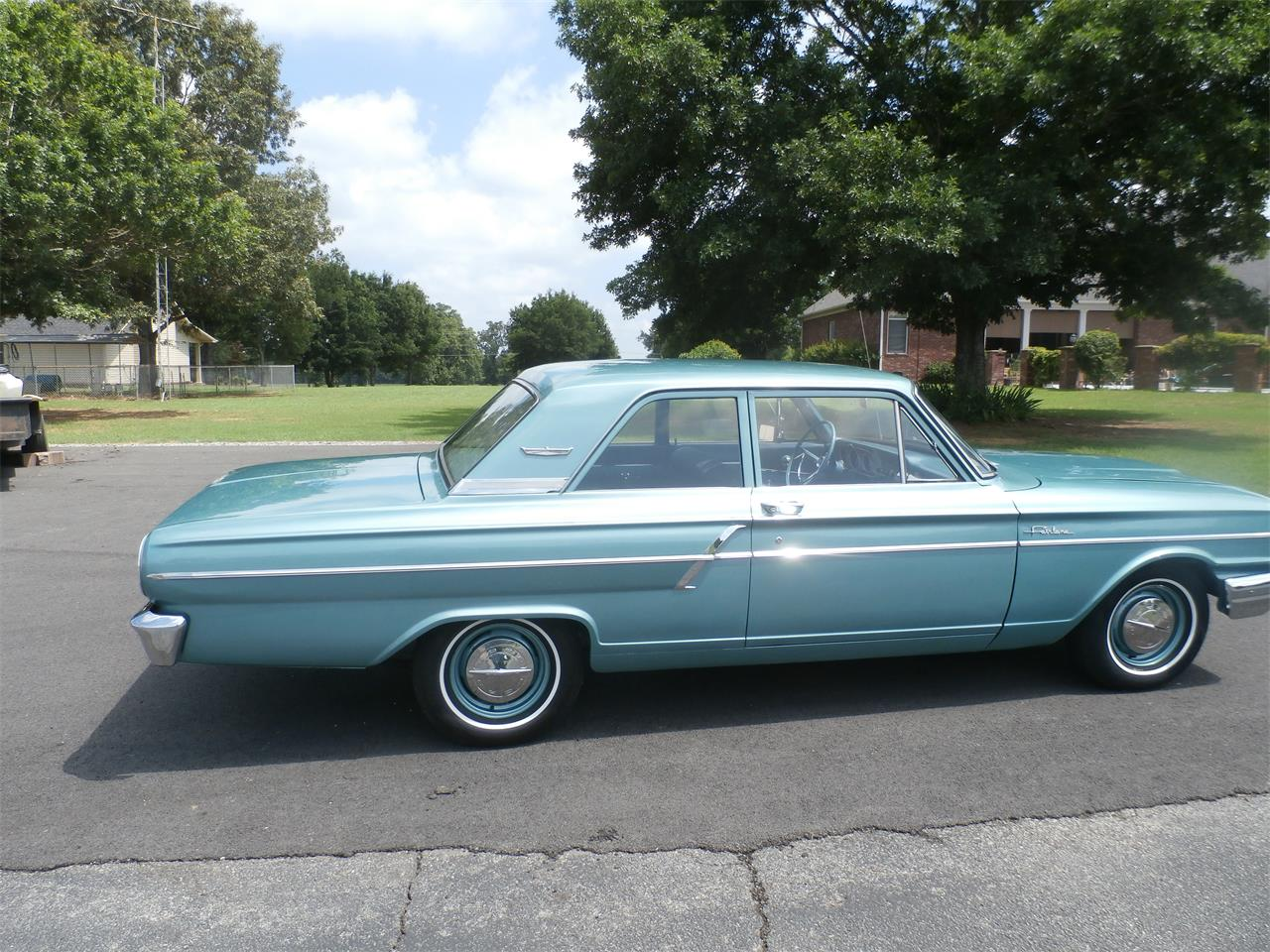 Large Picture of 1964 Ford Fairlane located in Oklahoma Offered by Ball Auction Service - NS6K
