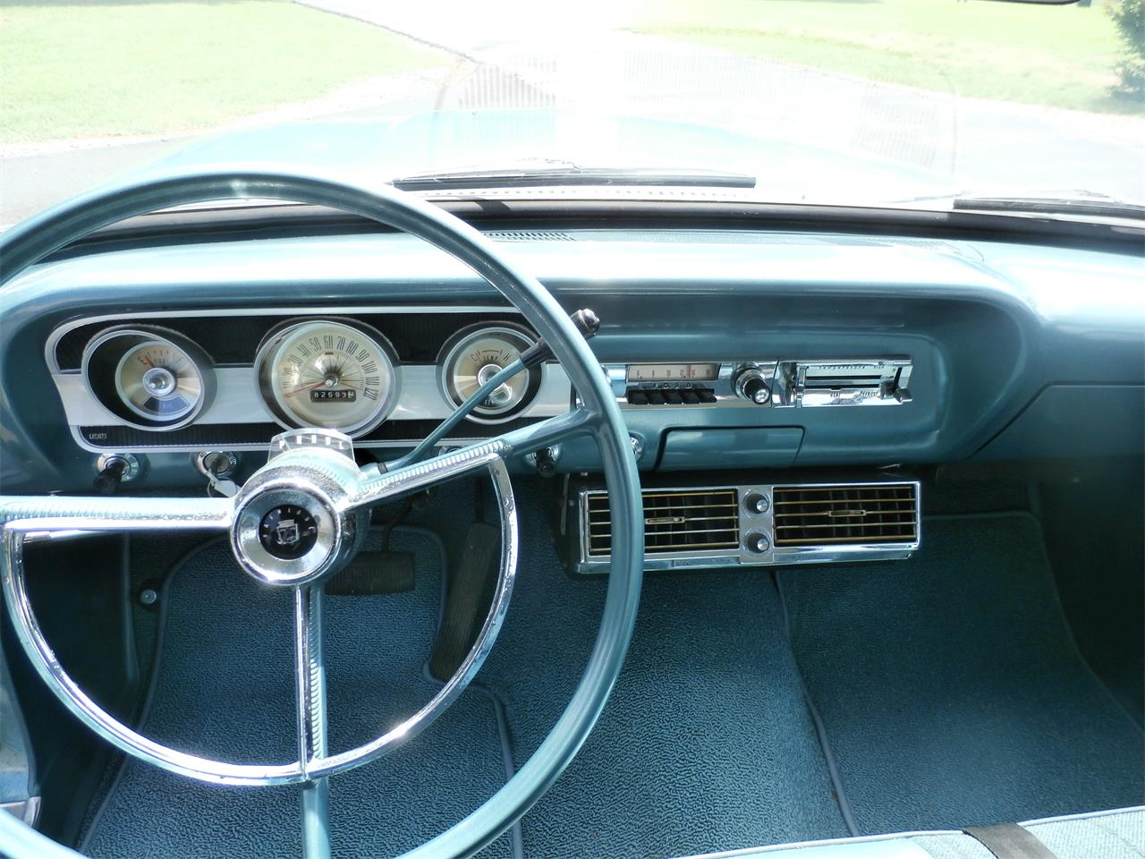 Large Picture of '64 Ford Fairlane Auction Vehicle Offered by Ball Auction Service - NS6K