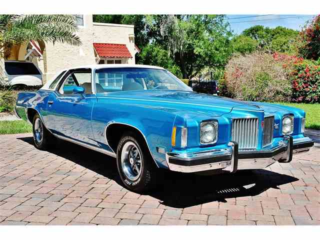 Picture of 1974 Pontiac Grand Prix located in Florida - $22,500.00 Offered by  - NLIA