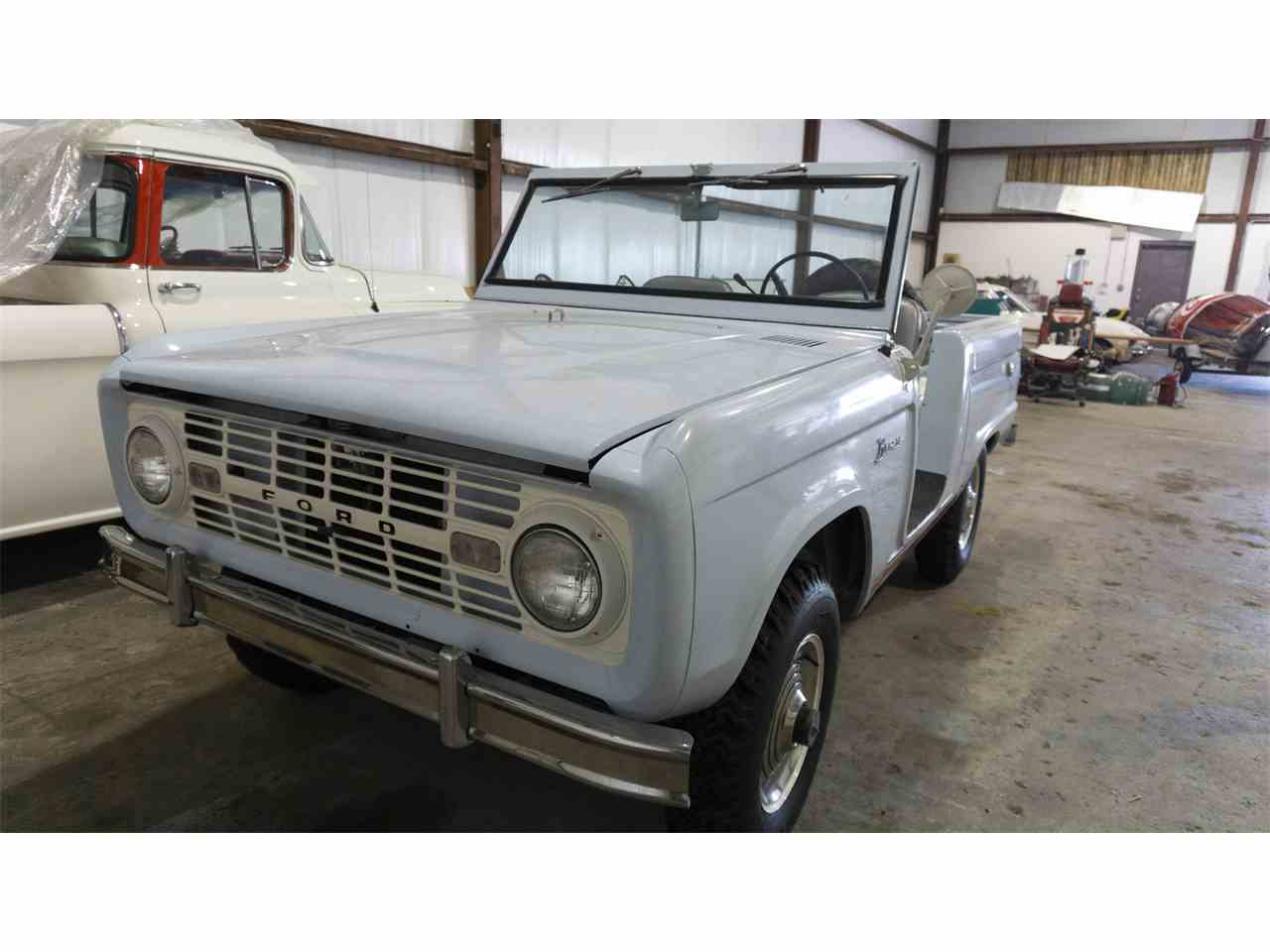 Large Picture of '66 BRONCO UTE - NS71