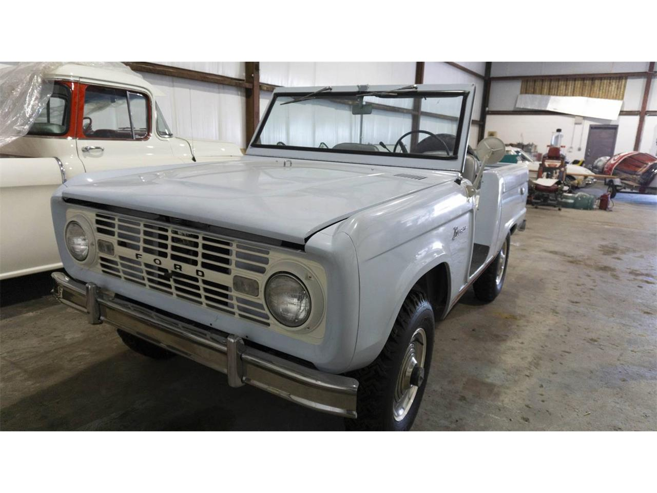 Large Picture of Classic 1966 BRONCO UTE located in New Orleans Louisiana Auction Vehicle - NS71