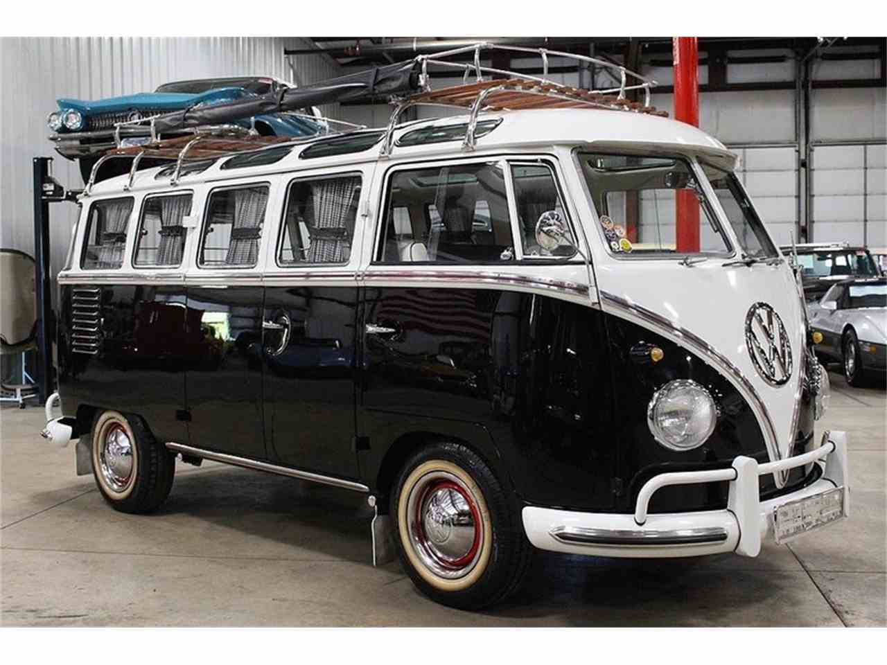 Large Picture of '80 Volkswagen Bus located in Michigan - $74,900.00 Offered by GR Auto Gallery - NLIB