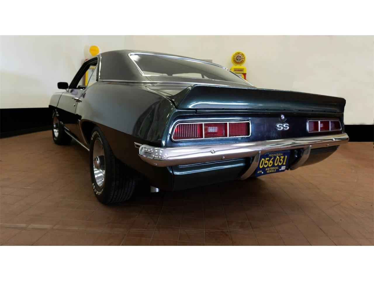 Large Picture of Classic 1969 Chevrolet Camaro SS Offered by Vicari Auction - NS73