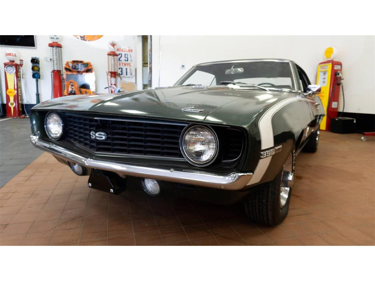Large Picture of 1969 Chevrolet Camaro SS Auction Vehicle - NS73