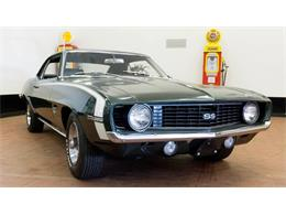 Picture of '69 Chevrolet Camaro SS located in Louisiana Offered by Vicari Auction - NS73