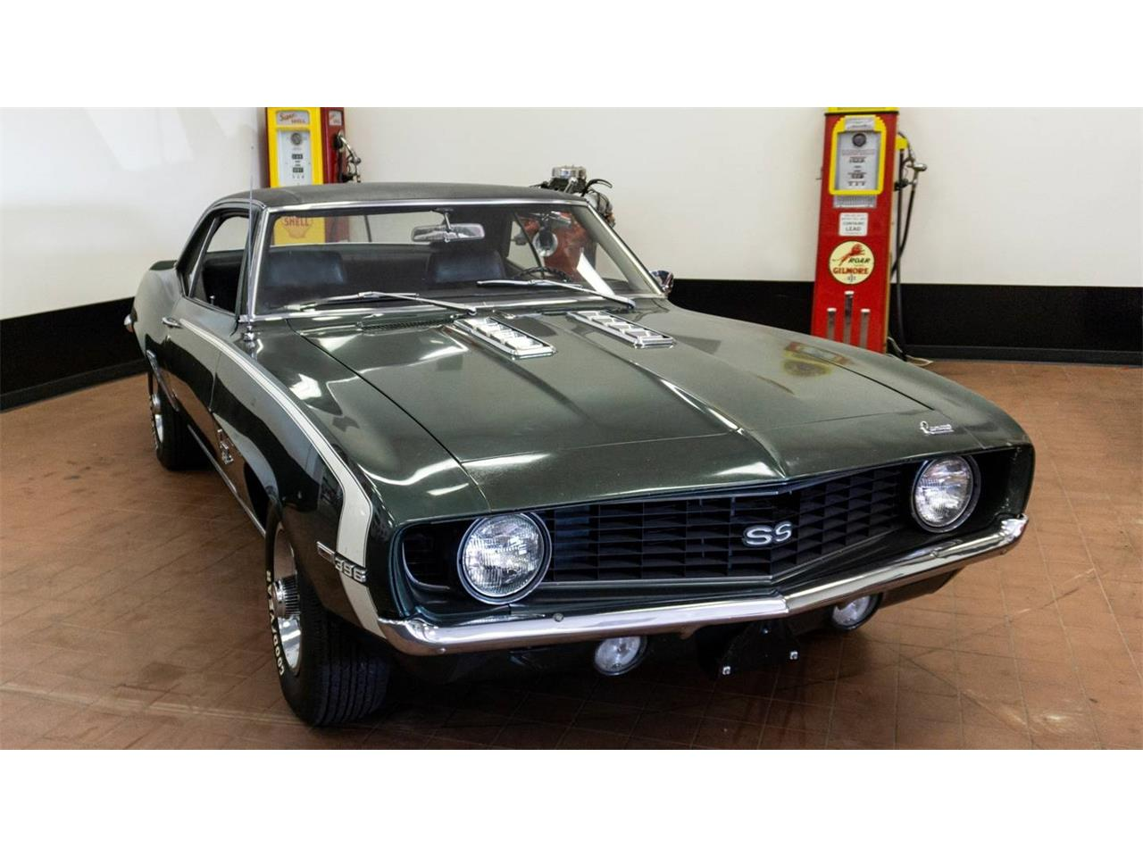 Large Picture of '69 Chevrolet Camaro SS located in Louisiana Auction Vehicle - NS73
