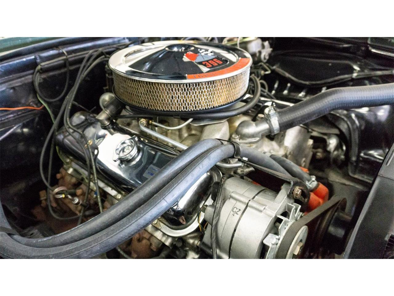 Large Picture of Classic '69 Chevrolet Camaro SS Auction Vehicle - NS73