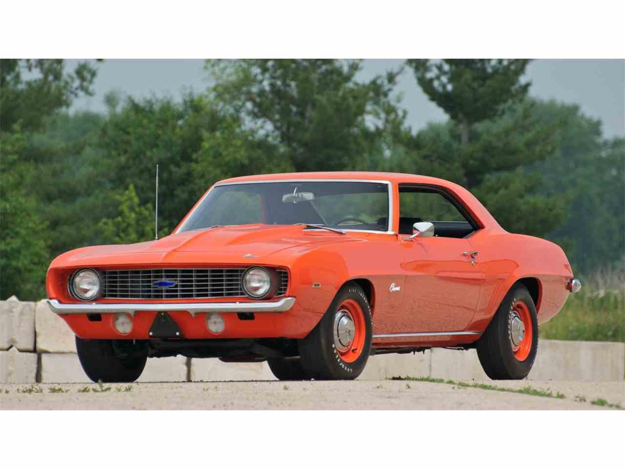 1969 Chevrolet Camaro COPO for Sale | ClassicCars.com | CC-1109632