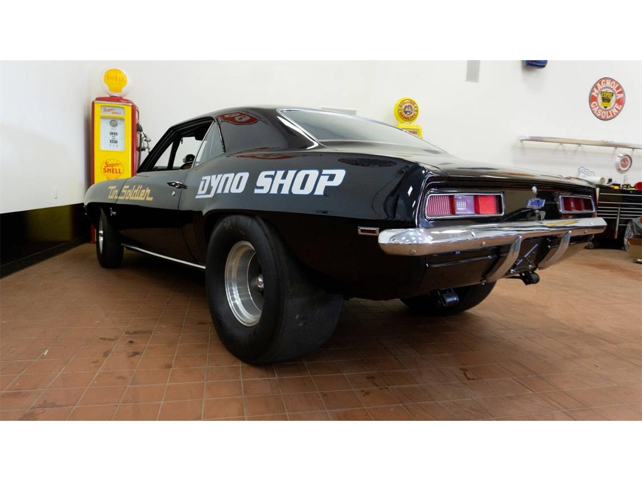 Large Picture of '69 Chevrolet Camaro COPO located in New Orleans Louisiana Offered by Vicari Auction - NS75
