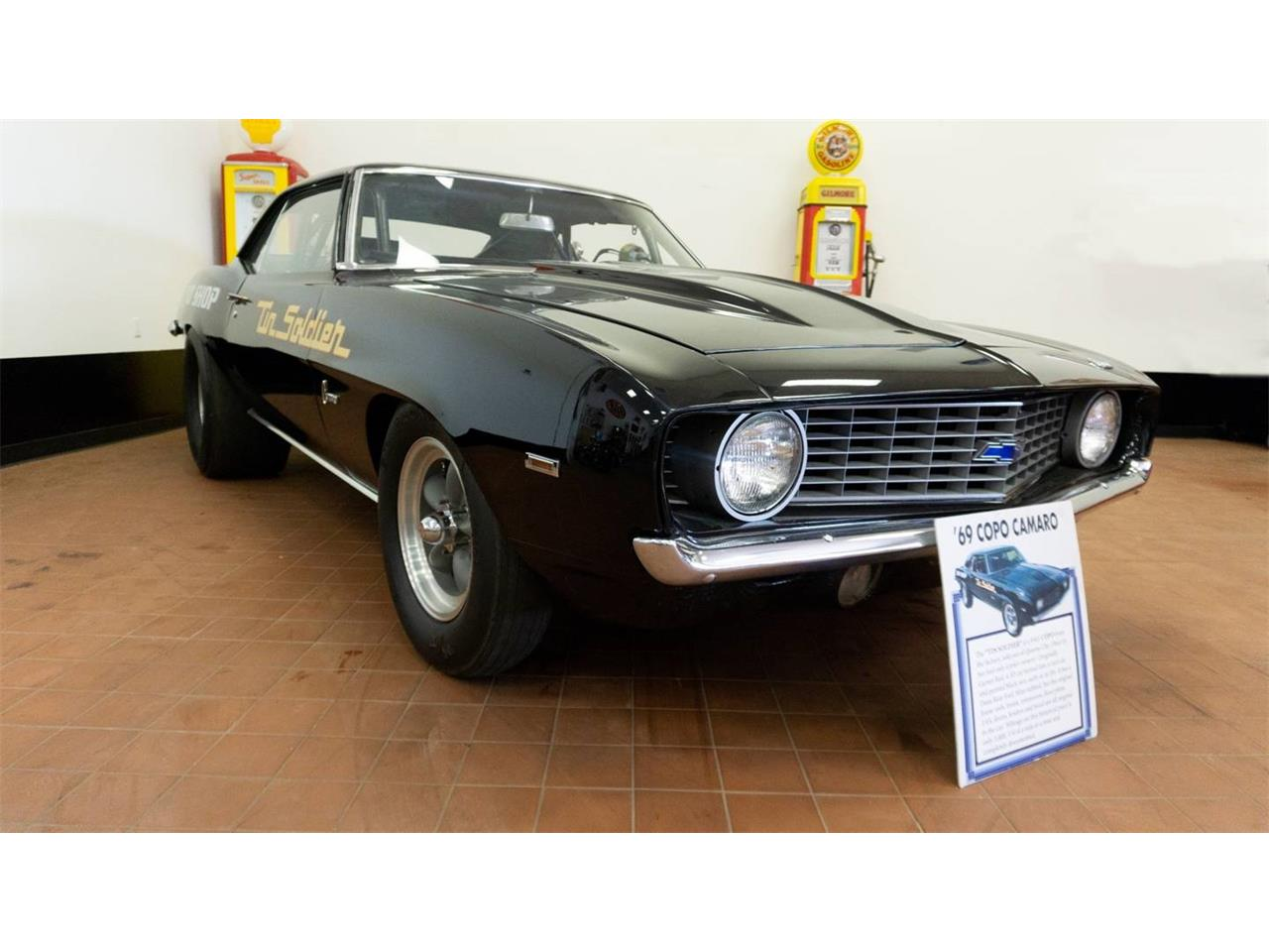 Large Picture of 1969 Chevrolet Camaro COPO Offered by Vicari Auction - NS75