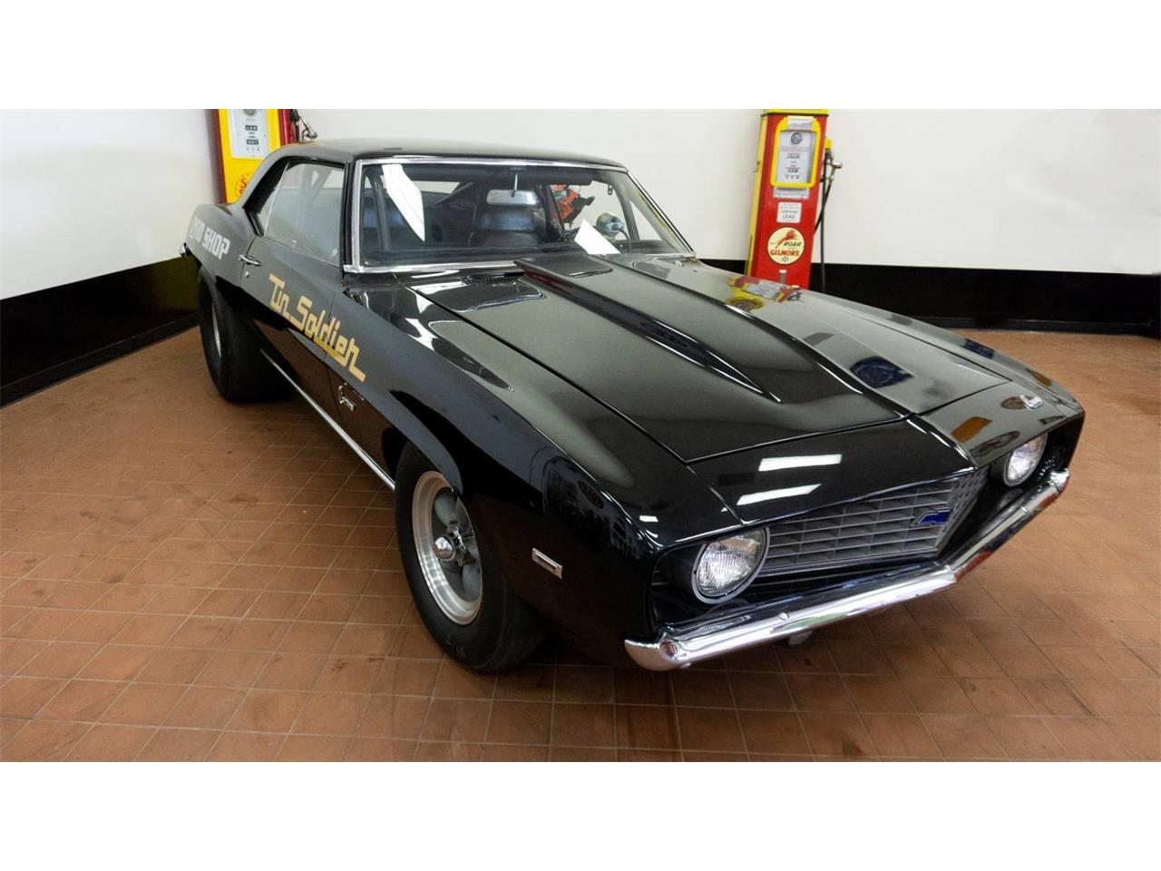 Large Picture of Classic '69 Chevrolet Camaro COPO Auction Vehicle Offered by Vicari Auction - NS75