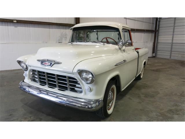 1955 Chevrolet Pickup For Sale On Classiccars Com