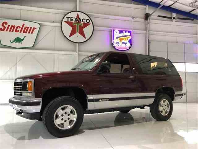 Picture of '92 Blazer Offered by  - NLIE